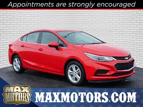 2017 Chevrolet Cruze for sale in Harrisonville, MO