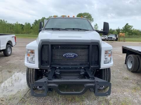 2021 Ford F-750 Super Duty
