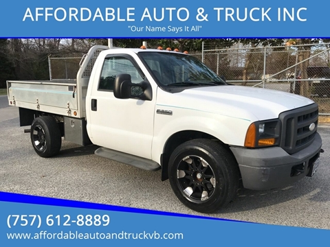 2005 Ford F-350 Super Duty for sale in Virginia Beach, VA