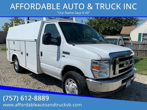 2011 Ford E-Series Chassis for sale in Virginia Beach, VA