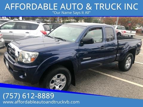 2008 Toyota Tacoma for sale in Virginia Beach, VA