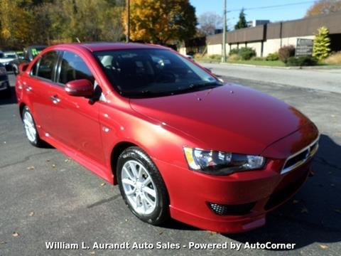 2015 Mitsubishi Lancer for sale in Johnstown, PA