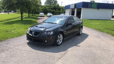 2009 Pontiac G8 for sale in Indianapolis, IN