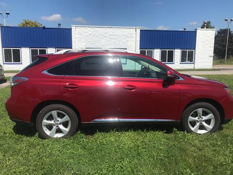 2012 Lexus RX 350 for sale in Indianapolis, IN
