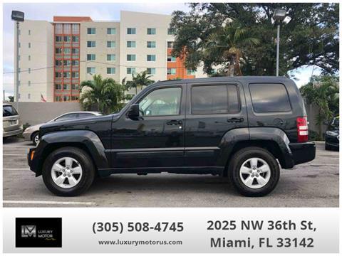 2010 Jeep Liberty for sale in Miami, FL