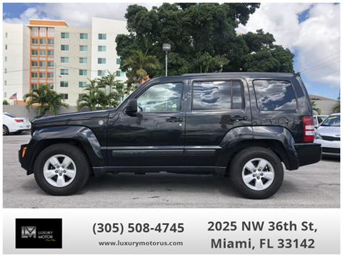 2009 Jeep Liberty for sale in Miami, FL