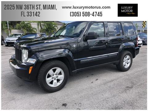 2009 Jeep Liberty for sale in Miami, FL