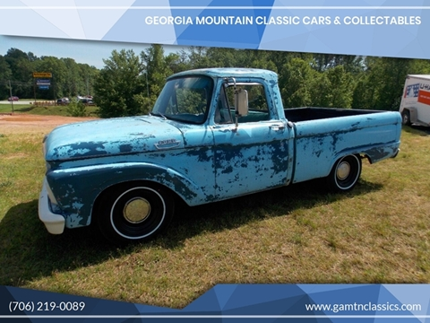 Ford For Sale in Cleveland, GA - Georgia Mountain Classic
