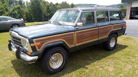 1989 Jeep Grand Wagoneer for sale in Cleveland, GA