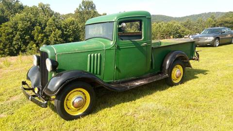 1934 Chevrolet Master Deluxe for sale in Cleveland, GA