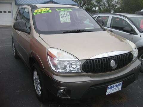 2005 Buick Rendezvous for sale at AUTO PLAZA in Seymour WI