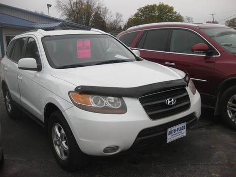 2007 Hyundai Santa Fe for sale at AUTO PLAZA in Seymour WI