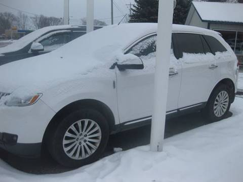 2011 Lincoln MKX for sale at AUTO PLAZA in Seymour WI