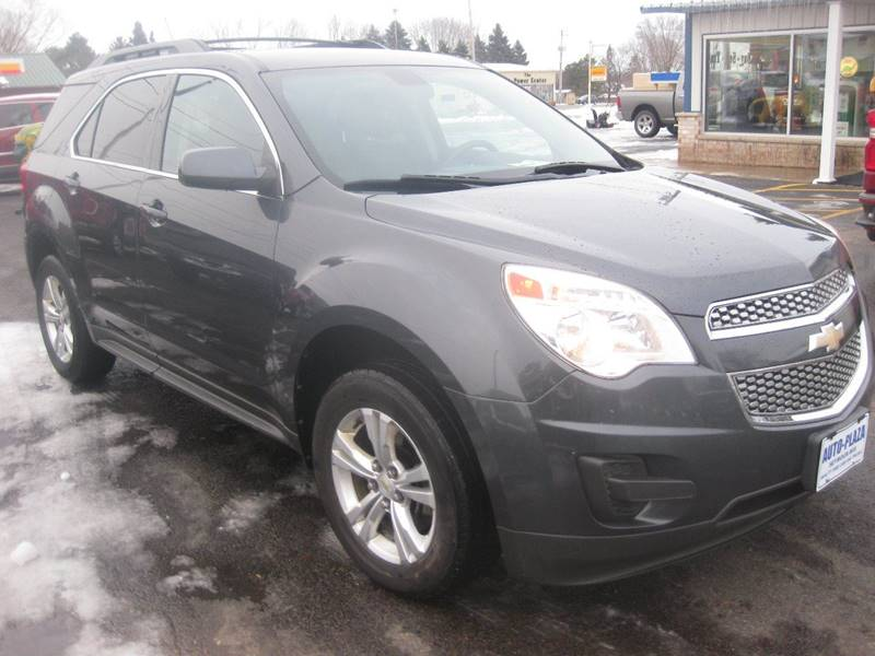2010 Chevrolet Equinox for sale at AUTO PLAZA in Seymour WI