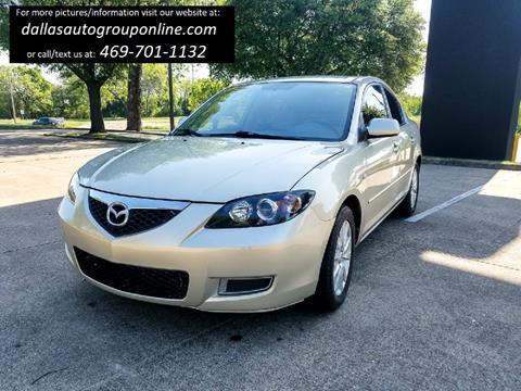 Mazda3 For Sale >> 2008 Mazda Mazda3 For Sale In Dallas Tx