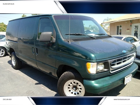 1994 Ford E-150 for sale in Perris, CA
