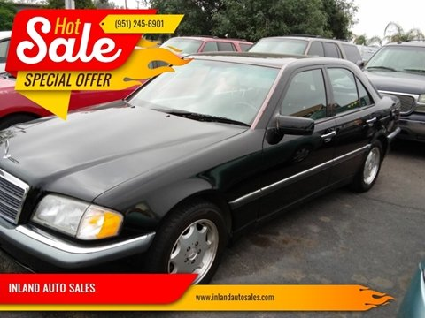 1999 Mercedes-Benz C-Class for sale in Perris, CA