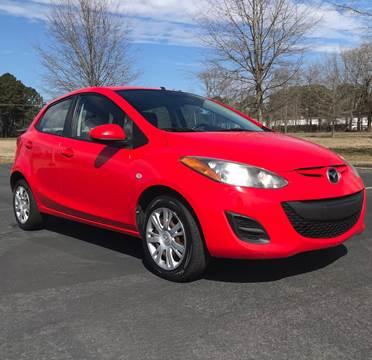 2012 Mazda MAZDA2 for sale in Beebe, AR