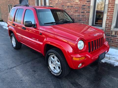 2002 Jeep Liberty for sale in Des Plaines, IL