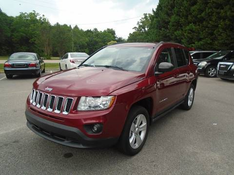 2013 Jeep Compass for sale in Raleigh, NC