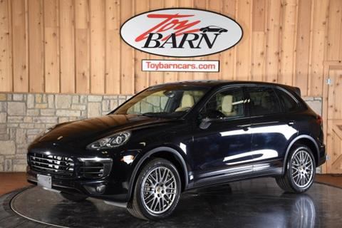 2016 Porsche Cayenne for sale in Dublin, OH