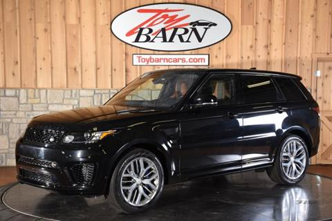 2017 Land Rover Range Rover Sport for sale in Dublin, OH