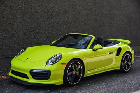 2018 Porsche 911 for sale in Dublin, OH