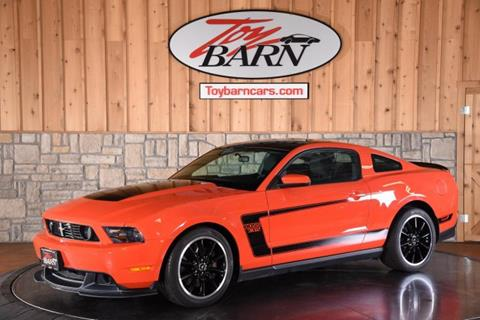 2012 Ford Mustang for sale in Dublin, OH
