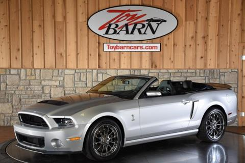 2014 Ford Shelby GT500 for sale in Dublin, OH