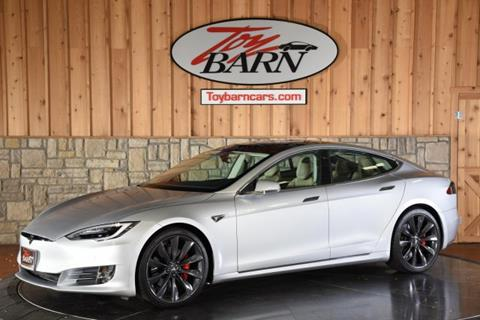 Used Tesla Model S For Sale >> 2017 Tesla Model S For Sale In Dublin Oh