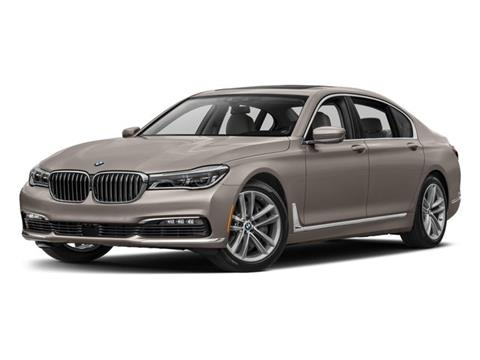 2017 BMW 7 Series for sale in Dublin, OH