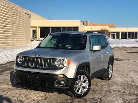 2015 Jeep Renegade for sale in Omaha, NE