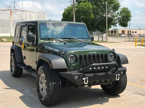 2009 Jeep Wrangler Unlimited for sale in Omaha, NE