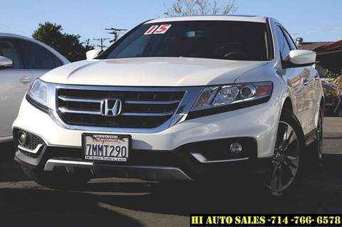 2015 Honda Crosstour for sale in Westminster, CA