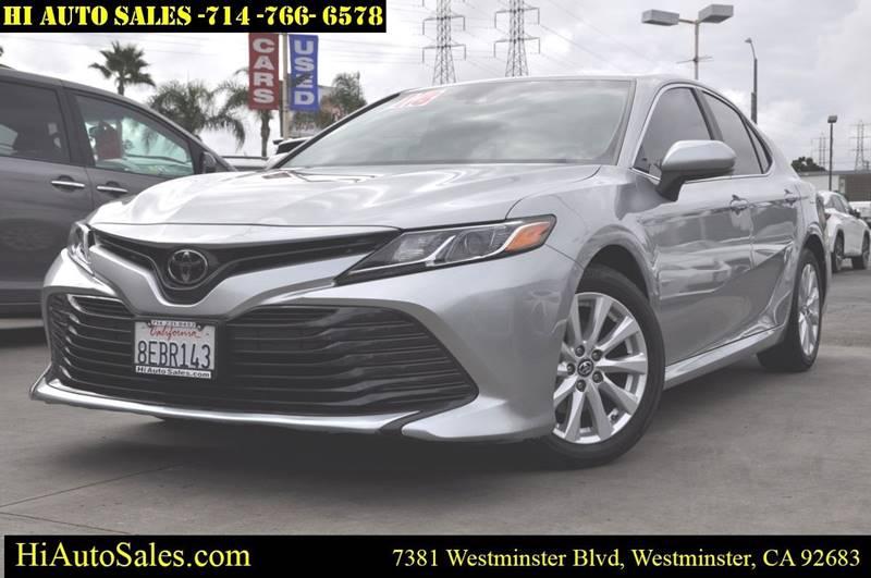 Hi Auto Sales >> Hi Auto Sales Car Dealer In Westminster Ca