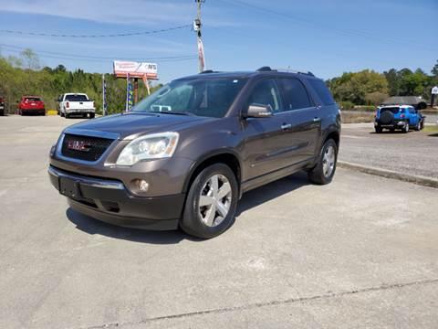 2010 GMC Acadia for sale in Mobile, AL