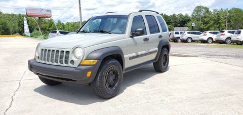 2007 Jeep Liberty for sale in Mobile, AL