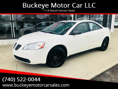 2006 Pontiac G6 for sale in Newark, OH