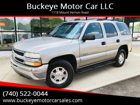 2000 Chevrolet Tahoe for sale in Newark, OH