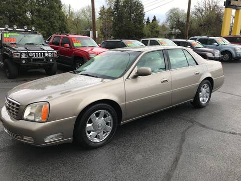2002 Cadillac DeVille for sale in Medford, OR