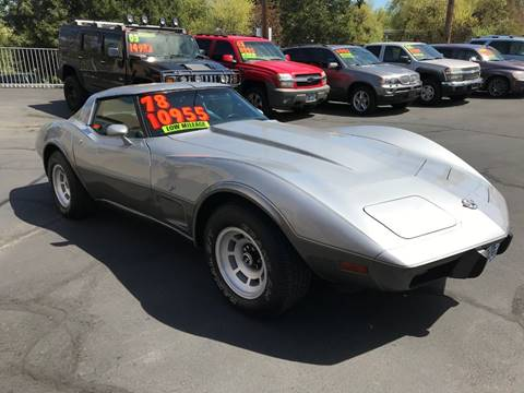 1978 Chevrolet Corvette for sale in Medford, OR