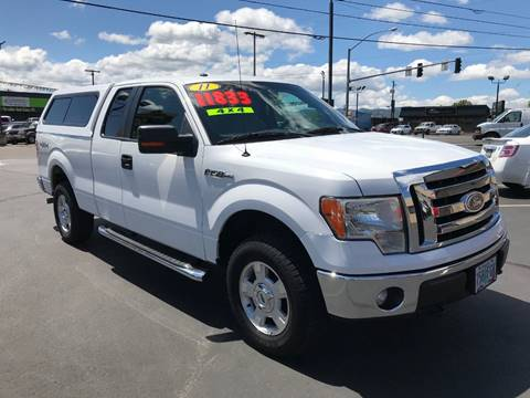 2011 Ford F-150 for sale in Medford, OR