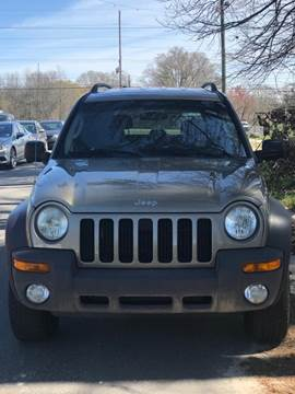2004 Jeep Liberty for sale in Concord, NC