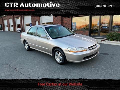 1999 Honda Accord for sale in Concord, NC