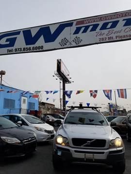 2004 Volvo XC90 for sale at GW MOTORS in Newark NJ