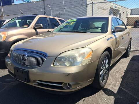 2006 Buick Lucerne for sale at GW MOTORS in Newark NJ