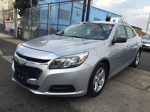 2015 Chevrolet Malibu for sale in Newark, NJ