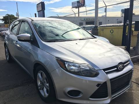 2014 Ford Focus for sale in Newark, NJ