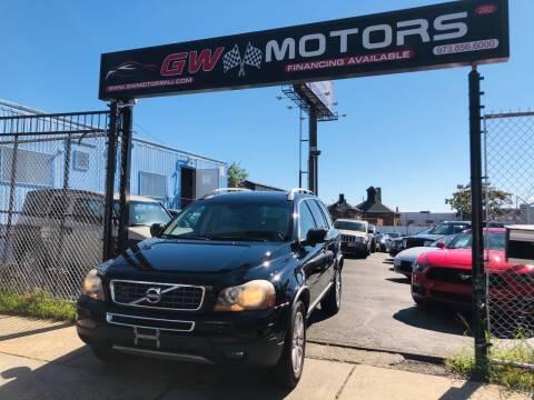 2011 Volvo XC90 for sale at GW MOTORS in Newark NJ
