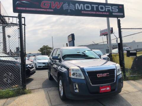 2013 GMC Terrain for sale at GW MOTORS in Newark NJ